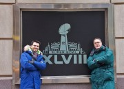 Jeff in NY - Super Bowl 48
