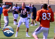 Peyton Manning Dances