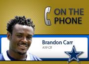 Brandon Carr Interview