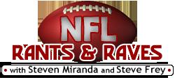 NFL Rants & Raves